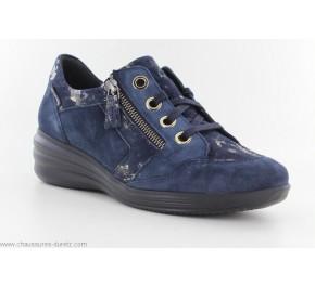 Chaussures femme Méphisto SANAH Bleu Marine
