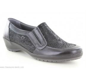 Chaussures femme Suave SEIN 7143T Noir