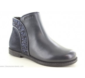 Boots fille Géox FORT Navy J164EB