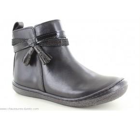 Boots fille Bellamy TIMI Noir