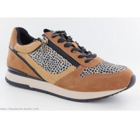 Baskets femme Tamaris VALO Cognac 23604