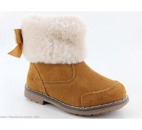 Boots fille Mod8 STELIE Camel