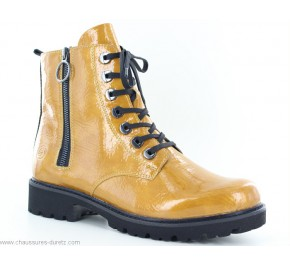 Bottines femme Remonte RIVER Yellow D8671-68