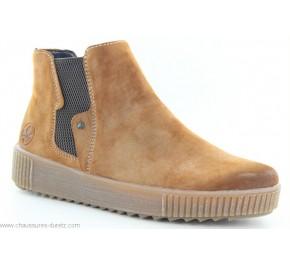 Boots femme Rieker RAO2 Marron Y6461-24