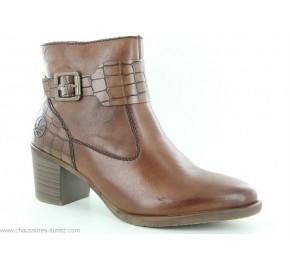 Boots femme Rieker IPPON Y2062-24 Marron