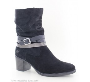 Boots femme Rieker IRIS Y2088-00 Noir