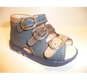 Chaussures garçon Babybotte TOTEM Bleu Marine