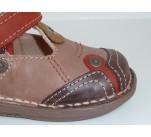 Chaussures Babybotte KOMANCHE Sable / Marron