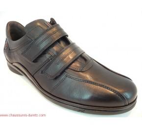 Chaussures hommes Fluchos FOURAS Noir 6224