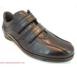 Chaussures Fluchos FOURAS Noir 6224