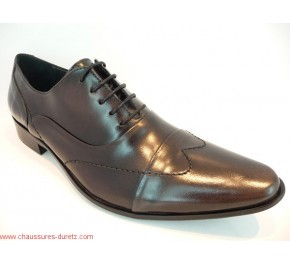 Chaussures hommes Hexagone VICTOR Taupe