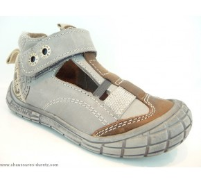 Chaussures garçon Babybotte SHARLE Gris