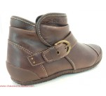 Boots Geox OR Marron