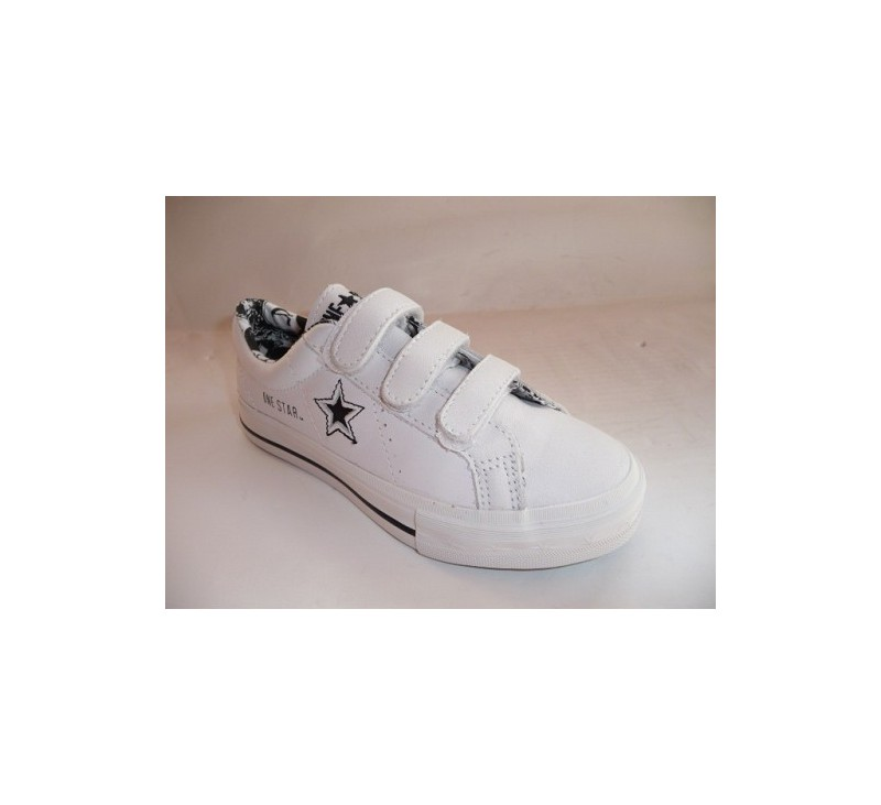 Baskets Enfants Star One Converse BlancMode tdsrhQC