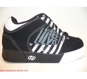 Chaussures à roulette Heelys CAUTION Noir