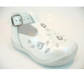Chaussures Bébés Bopy ZANABEL Blanc