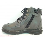 Bottines Geox WILLIAMS Gris
