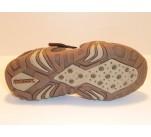 Chaussures Garçons Geox IMPACT Marron