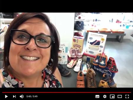 Nouvelle Vidéo de Présentation de nos Collections pour la Rentrée avec la Marque française pour Enfants KICKERS