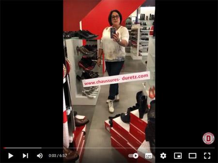 Nouvelle Vidéo de Présentation de nos Nouveautés Automne-Hiver 2021/2022 pour Femme avec la Nouvelle Collection DORKING