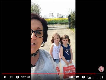 Nouvelle Vidéo de Présentation de nos Nouveautés Printemps 2021 pour Fille