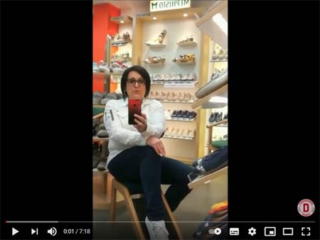 Nouvelle Vidéo de Présentation de nos Nouveautés Printemps 2021 pour Femme avec la Nouvelle Collection MEPHISTO