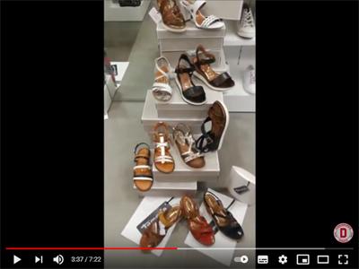 Nouvelle Vidéo de Présentation de nos Nouveautés Printemps 2021 pour Femme avec la Nouvelle Collection TAMARIS